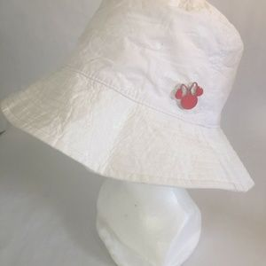 Disney Parks Minnie Mouse Hat Icon Pink on Side